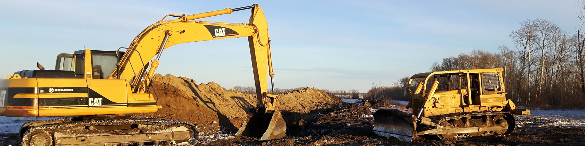 Backhoe services